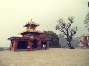 Nepal is country of temples. We can pray every hour with pass of frequently built temples.
